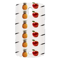 Ppap Pen Pineapple Apple Pen Samsung Galaxy Nexus i9250 Hardshell Case