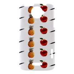 Ppap Pen Pineapple Apple Pen HTC One X Hardshell Case