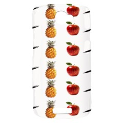 Ppap Pen Pineapple Apple Pen HTC One S Hardshell Case