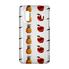 Ppap Pen Pineapple Apple Pen HTC Evo Design 4G/ Hero S Hardshell Case