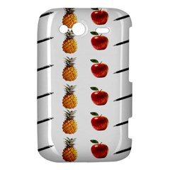 Ppap Pen Pineapple Apple Pen HTC Wildfire S A510e Hardshell Case