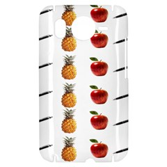 Ppap Pen Pineapple Apple Pen HTC Desire HD Hardshell Case