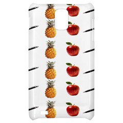 Ppap Pen Pineapple Apple Pen Samsung Infuse 4G Hardshell Case