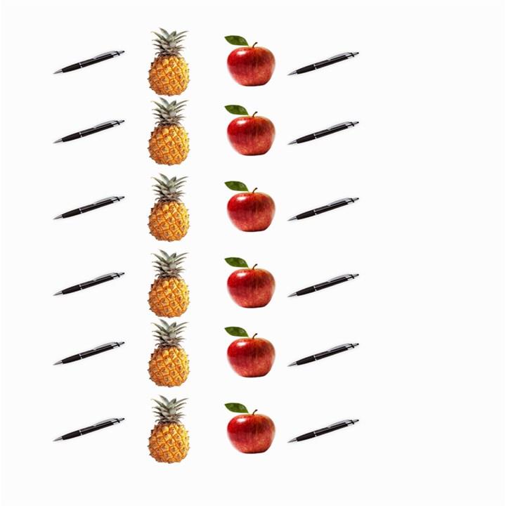 Ppap Pen Pineapple Apple Pen Large Garden Flag (Two Sides)