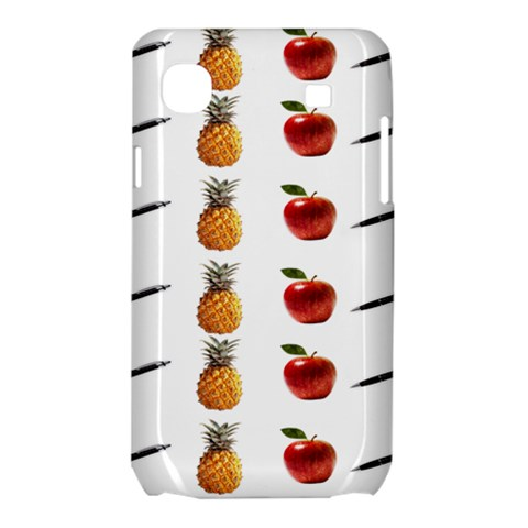 Ppap Pen Pineapple Apple Pen Samsung Galaxy SL i9003 Hardshell Case