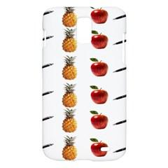 Ppap Pen Pineapple Apple Pen Samsung Galaxy S II Skyrocket Hardshell Case