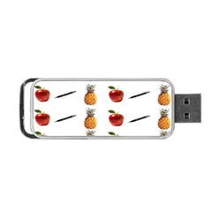 Ppap Pen Pineapple Apple Pen Portable USB Flash (Two Sides)