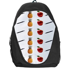 Ppap Pen Pineapple Apple Pen Backpack Bag