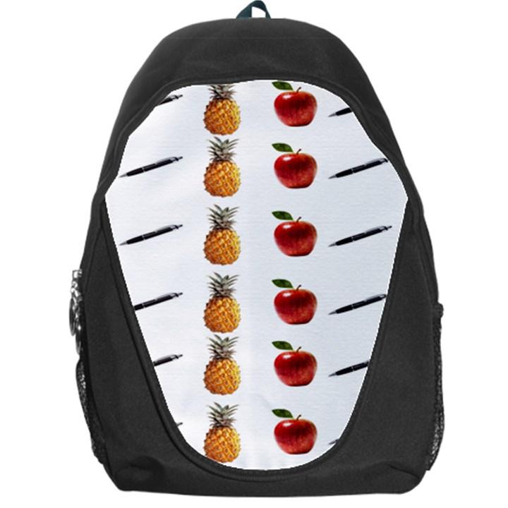 Ppap Pen Pineapple Apple Pen Backpack Bag