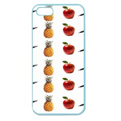 Ppap Pen Pineapple Apple Pen Apple Seamless iPhone 5 Case (Color)