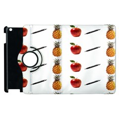 Ppap Pen Pineapple Apple Pen Apple iPad 2 Flip 360 Case