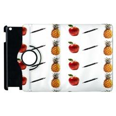 Ppap Pen Pineapple Apple Pen Apple iPad 2 Flip 360 Case