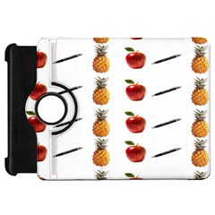Ppap Pen Pineapple Apple Pen Kindle Fire HD Flip 360 Case