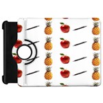Ppap Pen Pineapple Apple Pen Kindle Fire HD Flip 360 Case Front