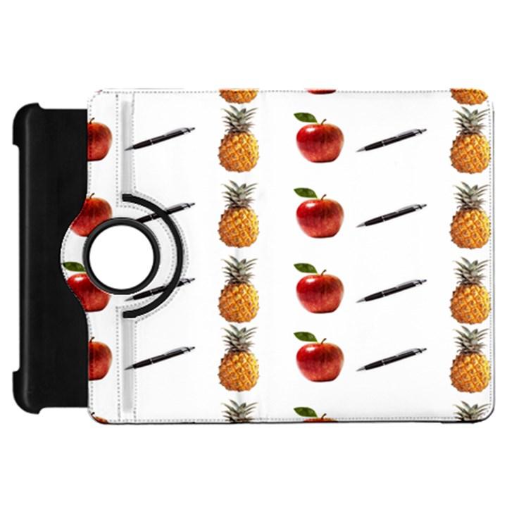 Ppap Pen Pineapple Apple Pen Kindle Fire HD Flip 360 Case