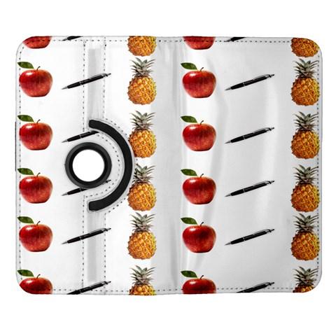 Ppap Pen Pineapple Apple Pen Samsung Galaxy Note II Flip 360 Case