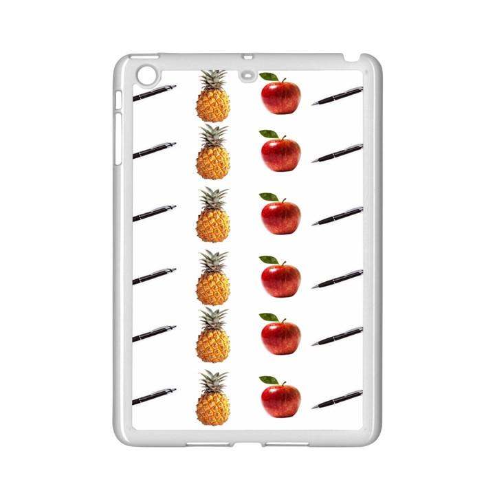 Ppap Pen Pineapple Apple Pen iPad Mini 2 Enamel Coated Cases