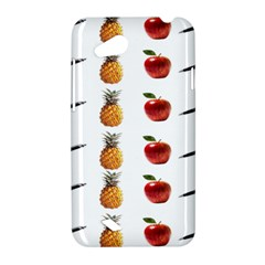 Ppap Pen Pineapple Apple Pen HTC Desire VC (T328D) Hardshell Case