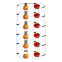 Ppap Pen Pineapple Apple Pen Samsung Galaxy S4 I9500/I9505 Hardshell Case