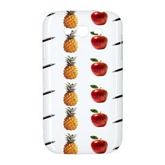 Ppap Pen Pineapple Apple Pen Samsung Galaxy Grand DUOS I9082 Hardshell Case