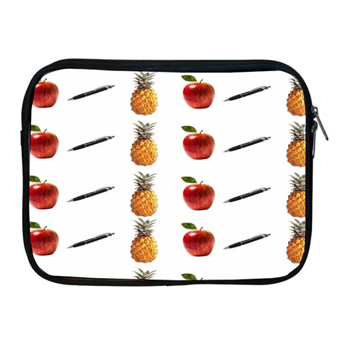 Ppap Pen Pineapple Apple Pen Apple iPad 2/3/4 Zipper Cases