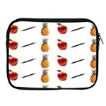 Ppap Pen Pineapple Apple Pen Apple iPad 2/3/4 Zipper Cases Front