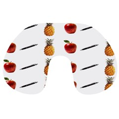 Ppap Pen Pineapple Apple Pen Travel Neck Pillows