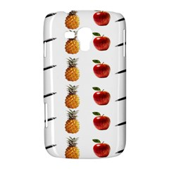 Ppap Pen Pineapple Apple Pen Samsung Galaxy Duos I8262 Hardshell Case