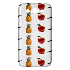 Ppap Pen Pineapple Apple Pen Samsung Galaxy Mega 5.8 I9152 Hardshell Case