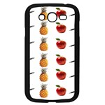 Ppap Pen Pineapple Apple Pen Samsung Galaxy Grand DUOS I9082 Case (Black) Front