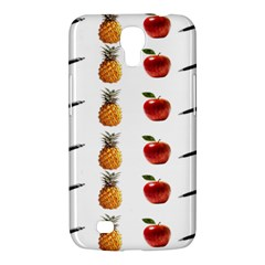 Ppap Pen Pineapple Apple Pen Samsung Galaxy Mega 6.3  I9200 Hardshell Case