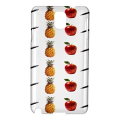 Ppap Pen Pineapple Apple Pen Samsung Galaxy Note 3 N9005 Hardshell Case