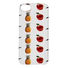 Ppap Pen Pineapple Apple Pen Apple iPhone 5S/ SE Hardshell Case
