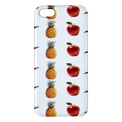 Ppap Pen Pineapple Apple Pen iPhone 5S/ SE Premium Hardshell Case