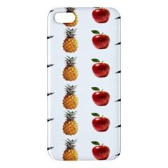 Ppap Pen Pineapple Apple Pen iPhone 5S/ SE Premium Hardshell Case
