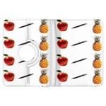 Ppap Pen Pineapple Apple Pen Kindle Fire HDX Flip 360 Case Front