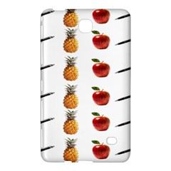 Ppap Pen Pineapple Apple Pen Samsung Galaxy Tab 4 (7 ) Hardshell Case