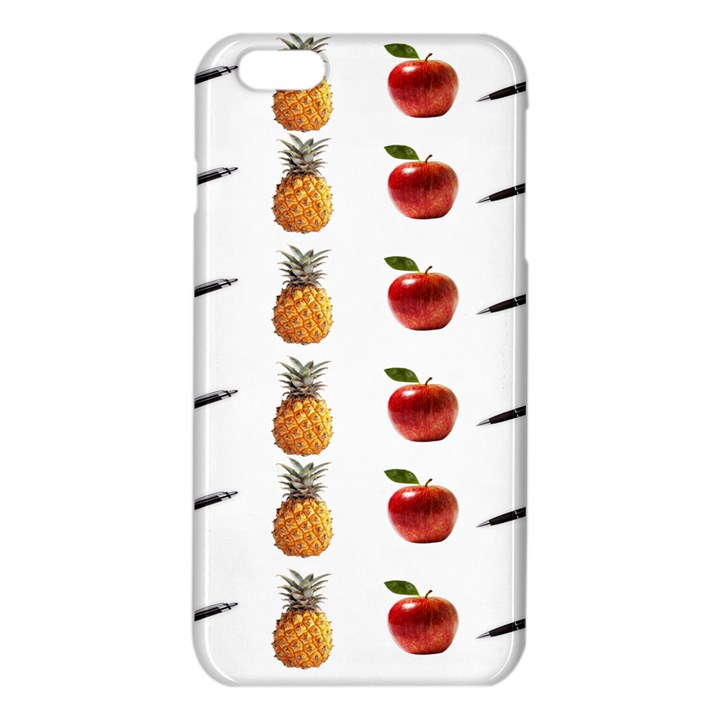 Ppap Pen Pineapple Apple Pen iPhone 6 Plus/6S Plus TPU Case