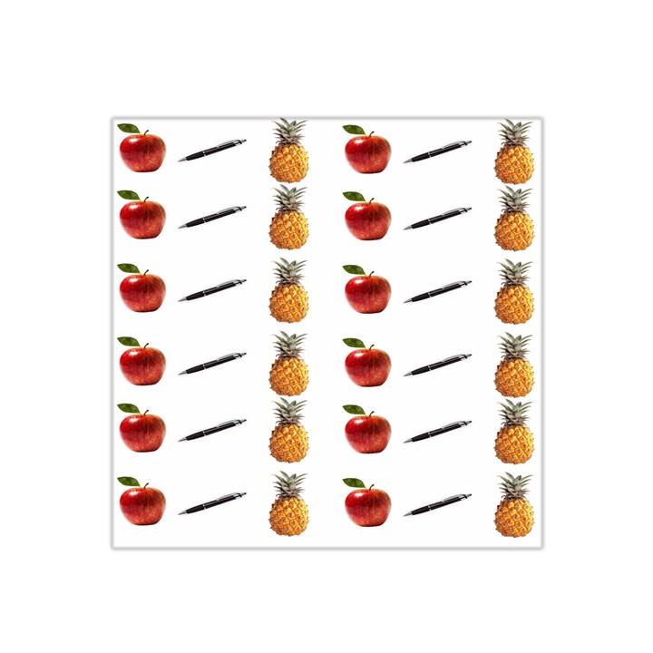 Ppap Pen Pineapple Apple Pen Satin Bandana Scarf