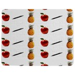 Ppap Pen Pineapple Apple Pen Jigsaw Puzzle Photo Stand (Rectangular) Front