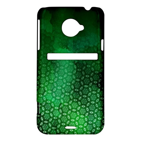 Ombre Green Abstract Forest HTC Evo 4G LTE Hardshell Case