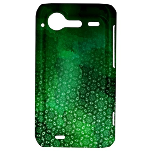 Ombre Green Abstract Forest HTC Incredible S Hardshell Case