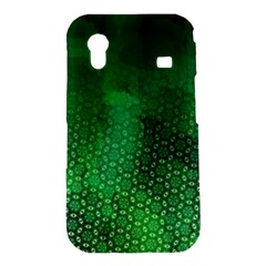 Ombre Green Abstract Forest Samsung Galaxy Ace S5830 Hardshell Case