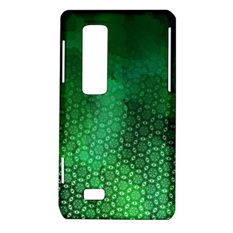 Ombre Green Abstract Forest LG Optimus Thrill 4G P925