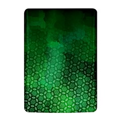 Ombre Green Abstract Forest Kindle 4