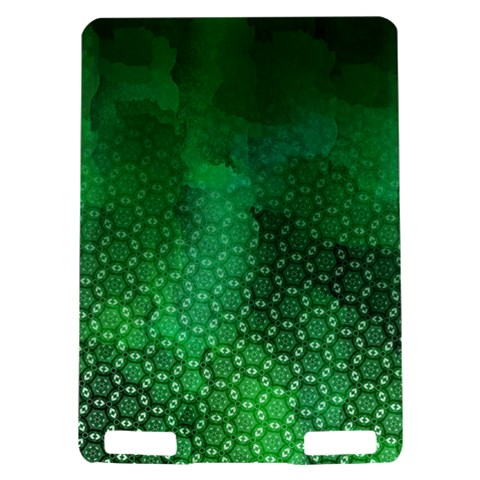 Ombre Green Abstract Forest Kindle Touch 3G