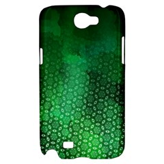 Ombre Green Abstract Forest Samsung Galaxy Note 2 Hardshell Case