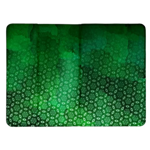 Ombre Green Abstract Forest Kindle Fire (1st Gen) Flip Case