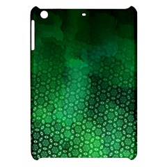 Ombre Green Abstract Forest Apple Ipad Mini Hardshell Case
