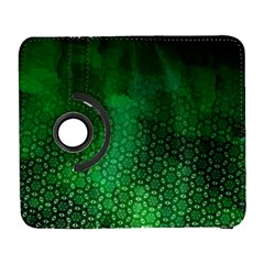 Ombre Green Abstract Forest Samsung Galaxy S  Iii Flip 360 Case